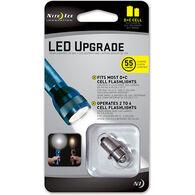 Nite Ize C/D Cell 55 Lumen LED Upgrade Kit