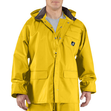 Carhartt Mens Surrey Rain Coat