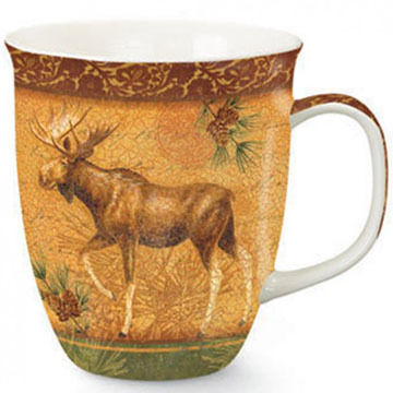Cape Shore Moose Harbor Mug