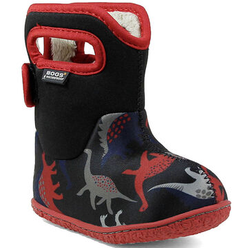 Bogs Boys & Girls Baby Dino Insulated Winter Boot