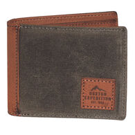 Buxton Men's Expedition RFID Slimfold Wallet
