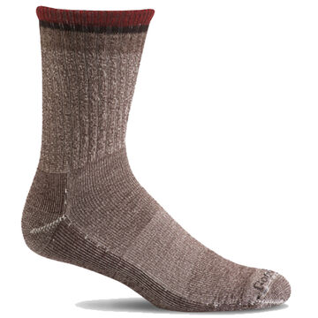 Goodhew Men's Tipped Off Crew Sock
