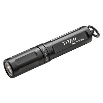 SureFire Titan Ultra-Compact Dual-Output 125 Lumen LED Keychain Light
