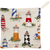 Maine Balsam Fir Lighthouse Trivet