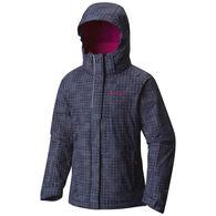 Columbia Girls' Bugaboo Interchange Insulated Omni-Tech Jacket