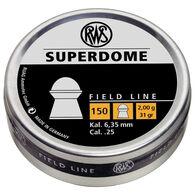 RWS Superdome Field Line 25 Cal. Pellet (150)