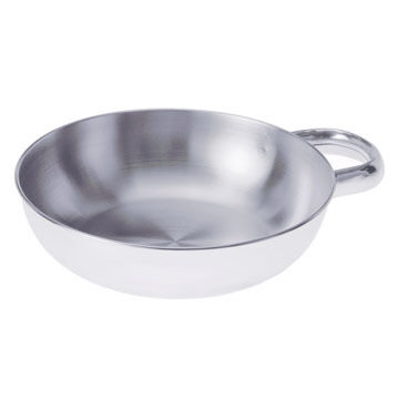 GSI Outdoors Glacier Stainless Steel Bowl w/ Handle