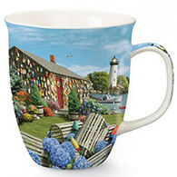 Cape Shore Maine Lobster Cove Harbor Mug