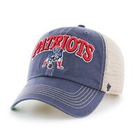 47 Brand Men's Patriots Tuscaloosa Mesh Back Cap
