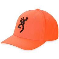 Browning Men's Flexfit Safety Cap