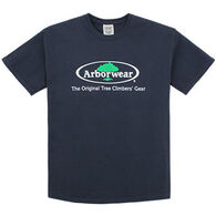 Arborwear Men's Loop Logo Short-Sleeve T-Shirt