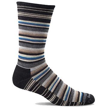 Goodhew Mens Fiesta Stripe Crew Sock