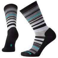 SmartWool Women's Jovian Stripe Medium Cushion Crew Sock - Special Purchase
