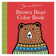 Brown Bear Color Book by Jane Foster