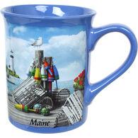 Cape Shore Dockside Bay Mug