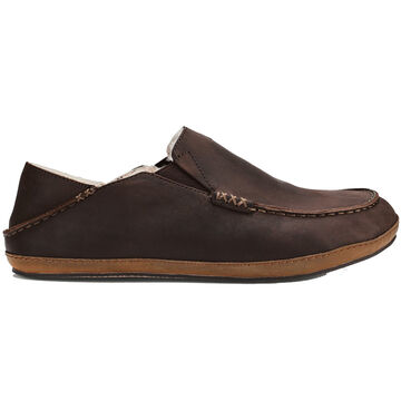 OluKai Mens Moloa Sheepskin Slipper