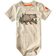 Carhartt Infant/Toddler Boys' Wildman Bodyshirt