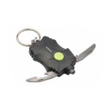 Munkees Flashlight Multi-Tool Keychain