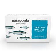 Patagonia Provisions Lemon Caper Mackerel - 1 Serving