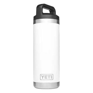 YETI Rambler 18 oz. Stainless Steel Vacuum Insulated Bottle with TripleHaul Cap