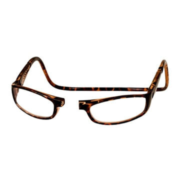 CliC Euro Readers Magnetic Reading Glasses