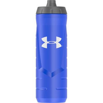 Under Armour 32 oz. Squeezable Bottle w/ Quick Shot Lid