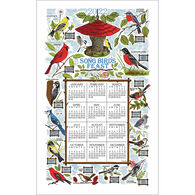 Kay Dee Designs 2022 Songbird Feast Calendar Towel