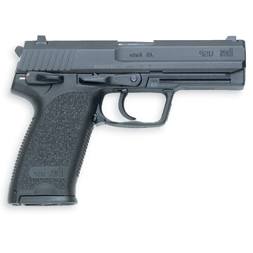 Heckler & Koch USP 45 ACP Double-Action Pistol