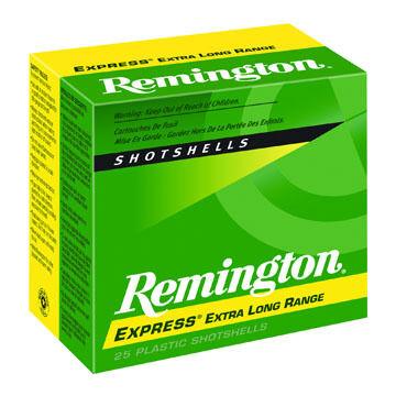 "Remington Express Extra Long Range 12 GA 2-3/4"" 1-1/4 oz. #2 Shotshell Ammo (25)"