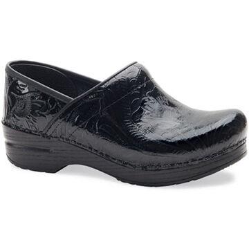 Dansko Womens Professional Tooled Leather Clog