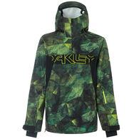 Oakley Men's Black Forest Shell 3L 15K Jacket