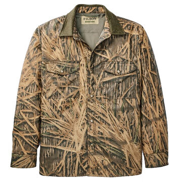 Filson Mens Mossy Oak Camo Insulated Jac-Shirt