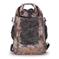 Grundens Gage 30 Liter Rum Runner Camo Waterproof Backpack