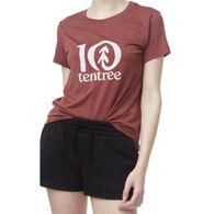 tentree Women's Logo Classic Short-Sleeve T-Shirt