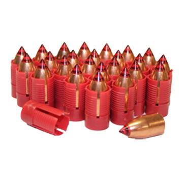 Traditions Smackdown XR 50 Cal. 250 Grain .45 Polycarbonate Tip Bullet (15)