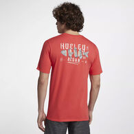 Hurley Men's Plate Lunch Pocket Short-Sleeve T-Shirt