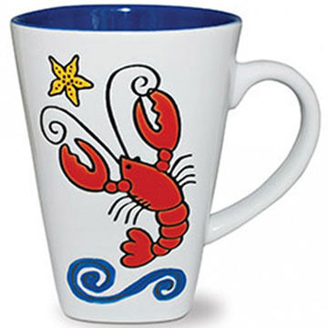 Cape Shore Maine Lobster Cafe Mug