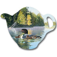 Keller Charles Loon Lake Teabag Holder