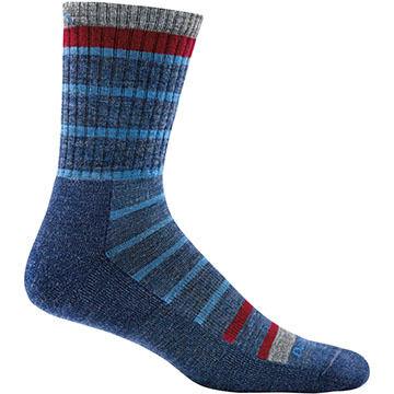 Darn Tough Vermont Boys Via Ferrata Jr. Micro Crew Light Cushion Sock