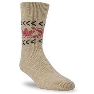J.B. Field's Men's & Women's 40 Below True North Wool Thermal Crew Sock