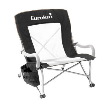 Eureka Curvy Low-Rider Chair