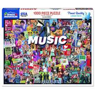 White Mountain Jigsaw Puzzle - Music