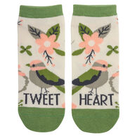 Karma Women's Bird Ankle Sock