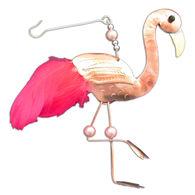 Pilgrim Imports Frankie Flamingo Ornament