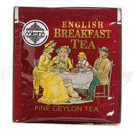 Metropolitan English Breakfast Tea Sampler, 5-Bag