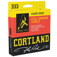 Cortland 333 Classic Full Sinking Type 3 Fly Line