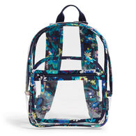 Vera Bradley Clearly Colorful 8 Liter Stadium Backpack