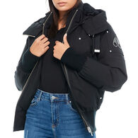 Moose Knuckles Women's Lejeune Bomber Jacket
