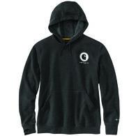 Carhartt Men's Big & Tall Force Delmont Graphic Hooded Sweatshirt