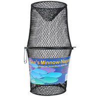 Gee's Black Vinyl Minnow / Crawfish Trap